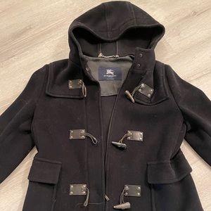 Burberry Duffle London coat size 8